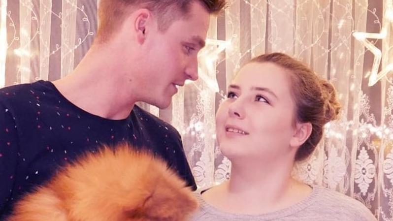 Peter und Sarafina Wollny freuen sich auf ihre Zwillinge.