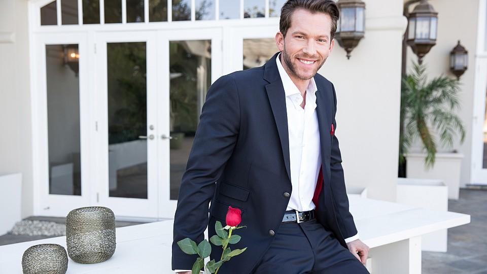 """Oliver Sanne hat 2015 als """"Der Bachelor"""" nach der großen Liebe gesucht."""