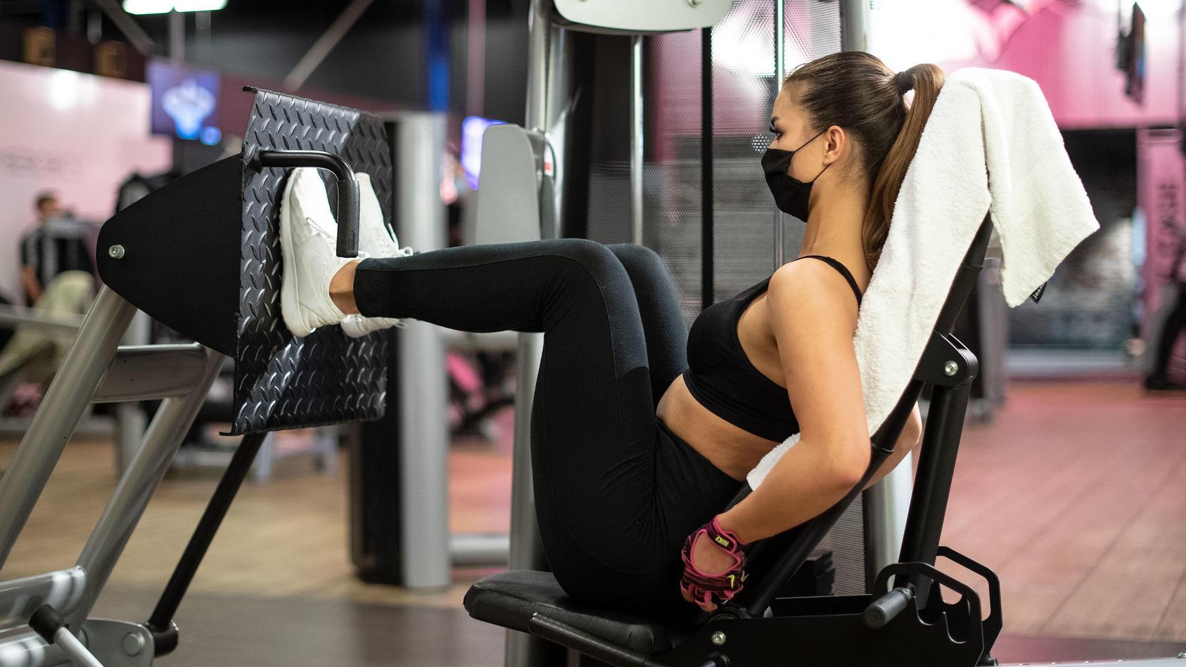 Bald ist es soweit: In Hessen öffnen am Montag die Fitnessstudios.