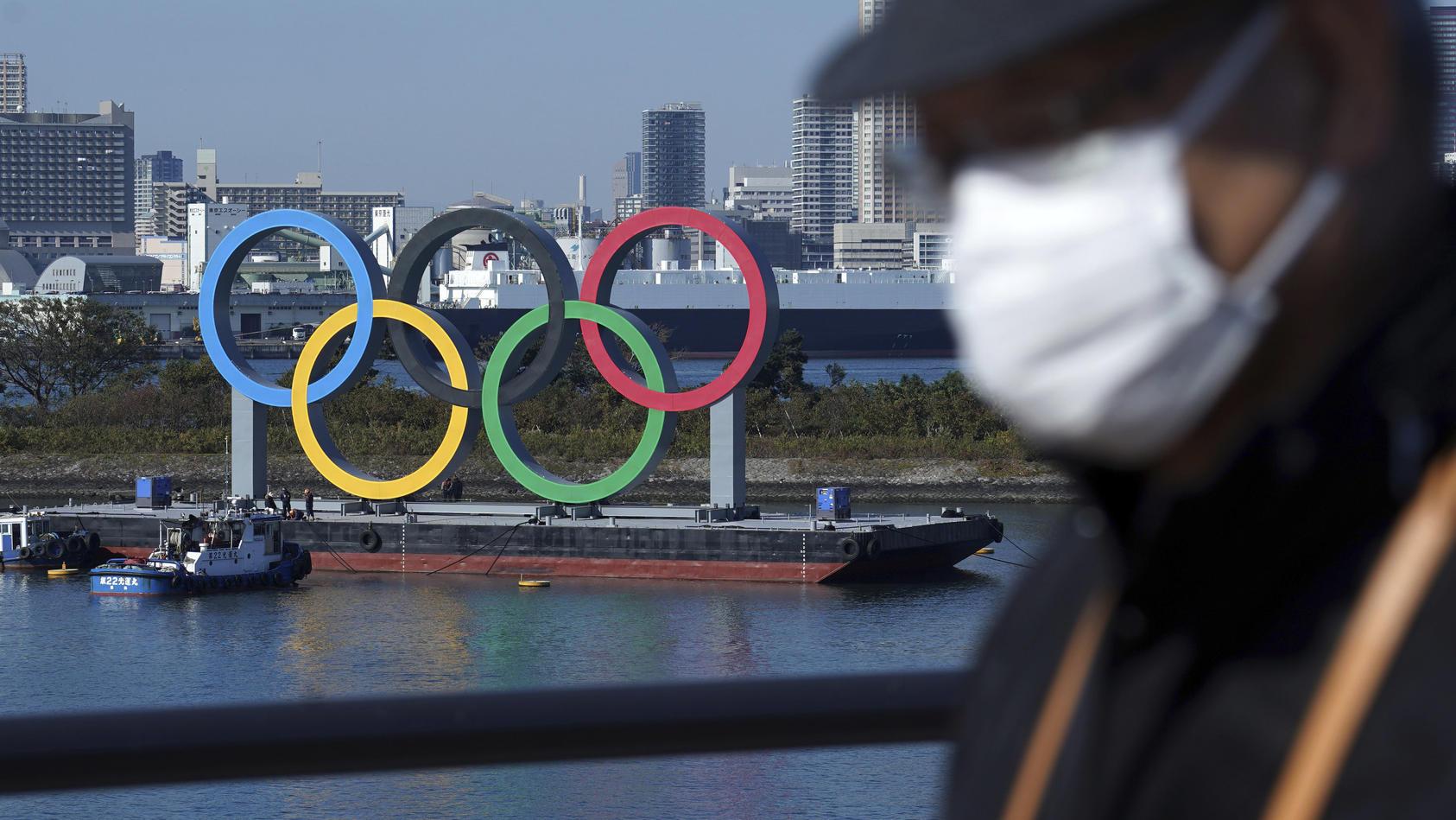 Olympia-Stadt Tokio vor Ausnahmezustand