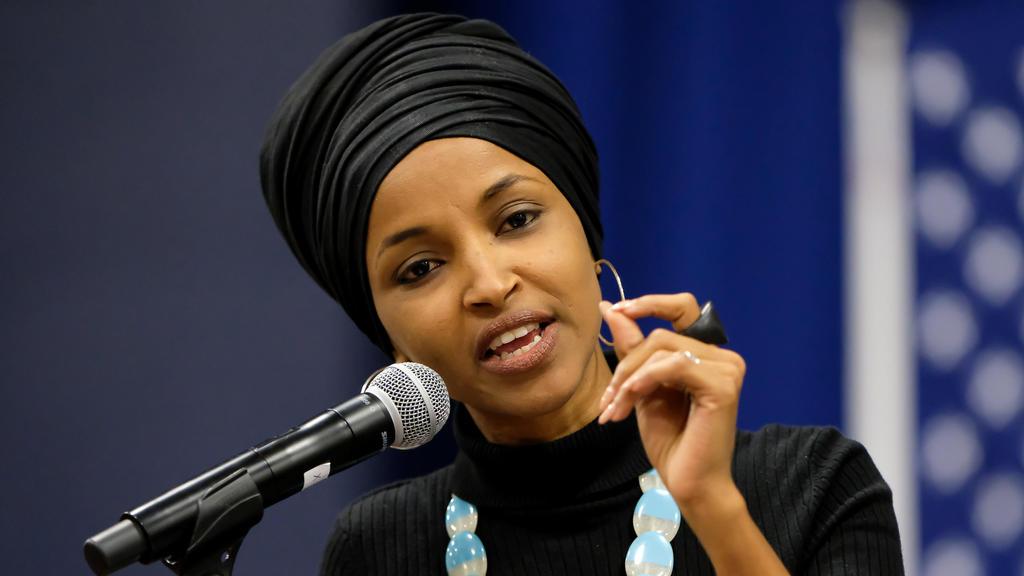 Ilhan Omar, demokratische Kongressabgeordnete