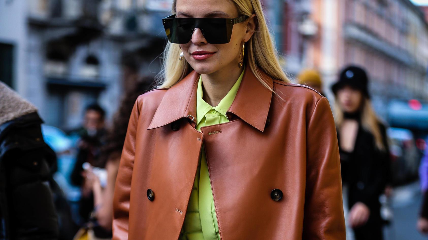 Instagram-Ikone Leonie Hanne trägt genau diesen Stiefel den ganzen Winter.