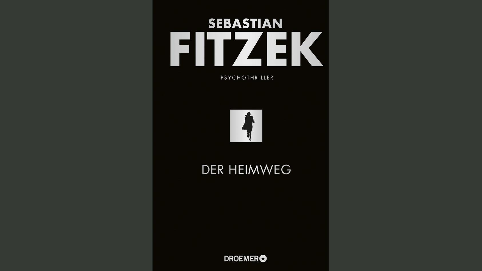 """Sebastian Fitzeks Buch """"Der Heimweg"""" ist im Droemer-Verlag erschienen."""