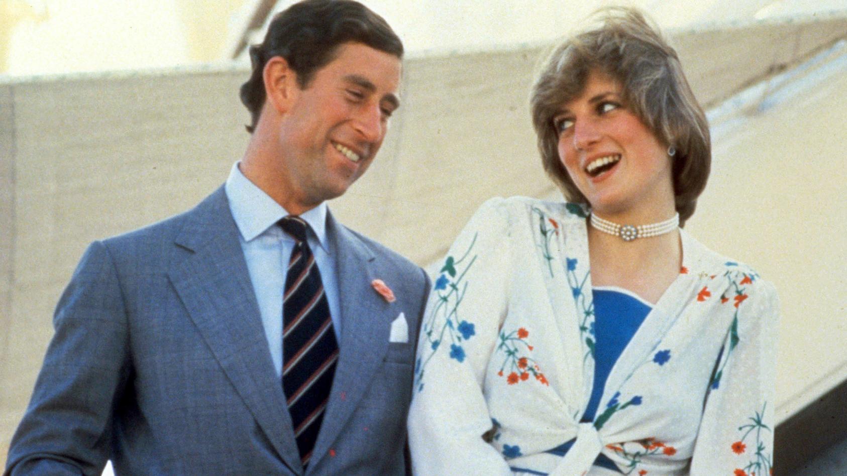 Bei Prinz Charles und Prinzessin Diana soll es schon früh in der Ehe gekriselt haben.