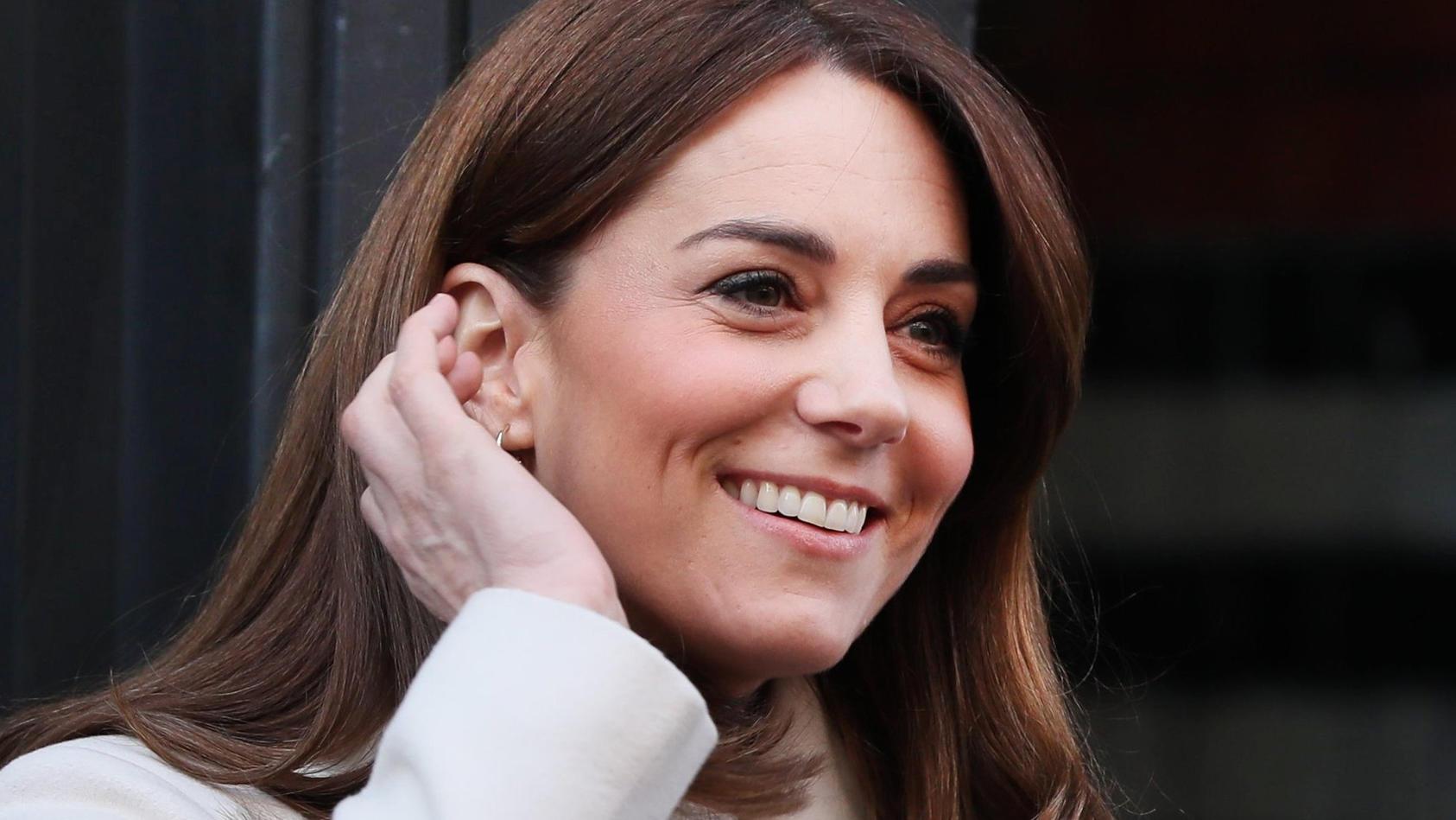 Herzogin Kate ist für ihren makellosen Style bekannt.