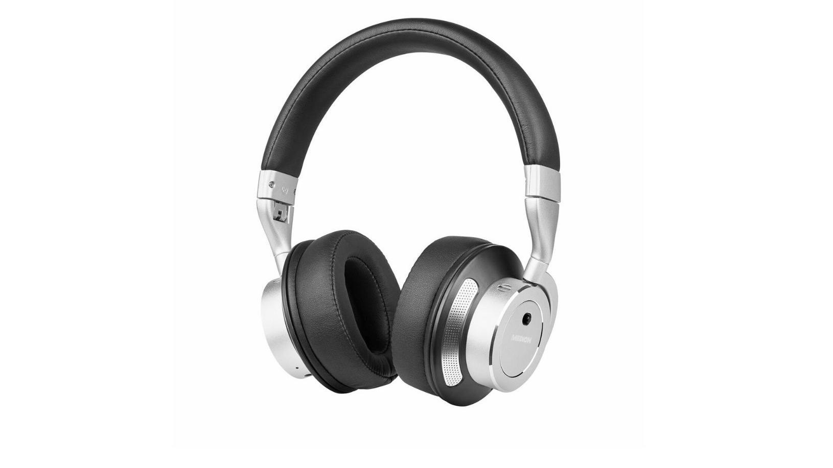 Preiskracher bei Aldi Nord: Bluetooth Kopfhörer von Medion für unter 60 Euro im Angebot.