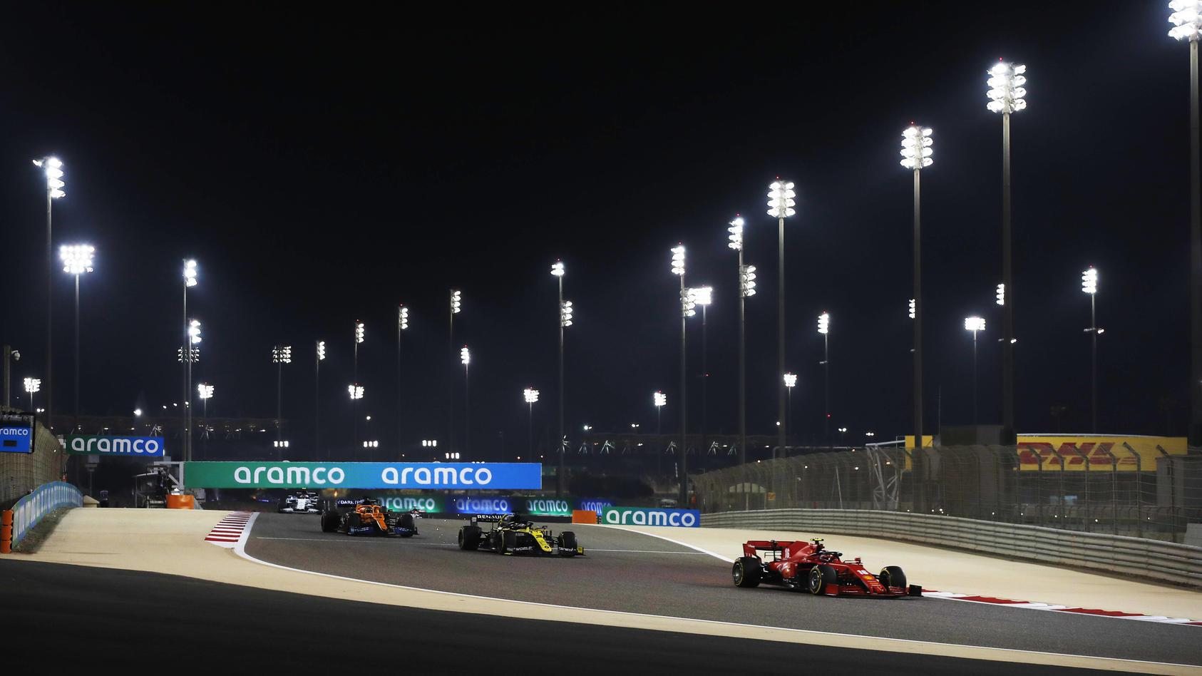 Die Formel 1 testet 2021 vor dem Saisonauftakt wohl in Bahrain statt in Barcelona.