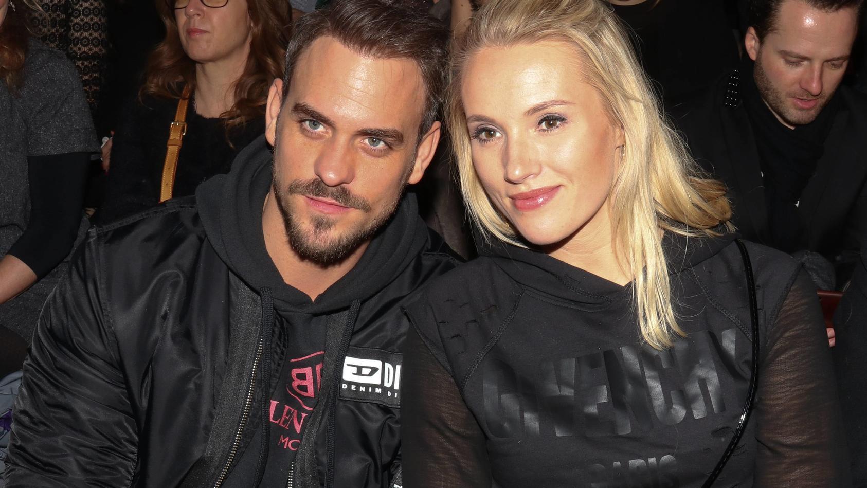 Marc Barthel und Anna Hofbauer haben geheiratet.