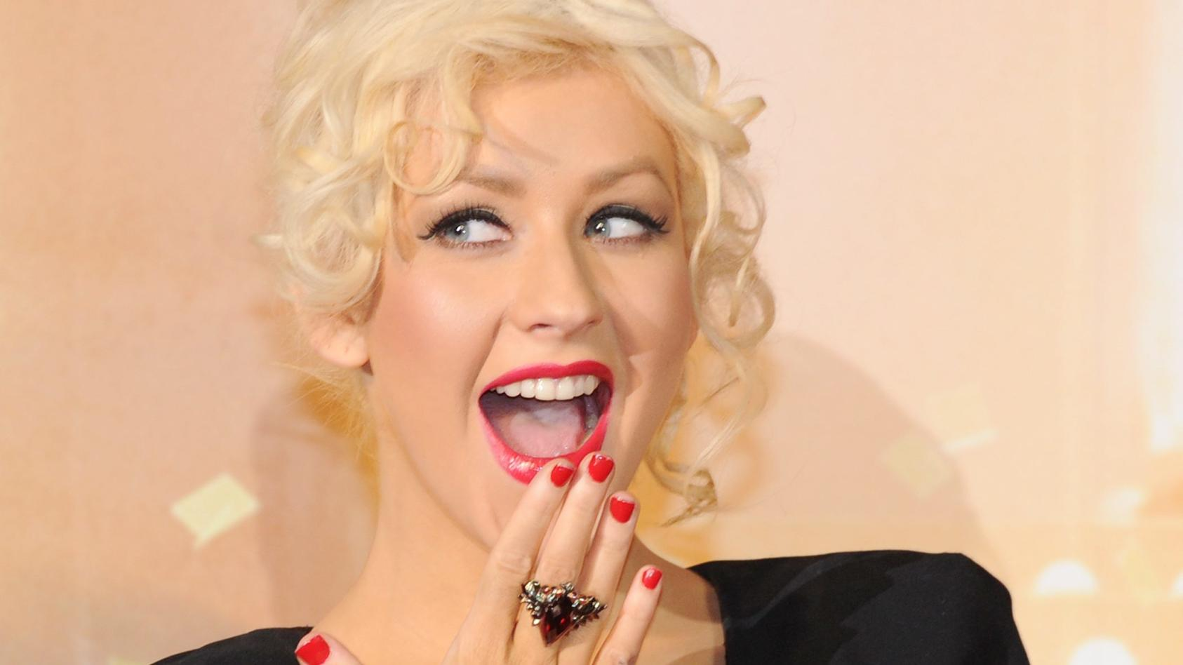 Sängerin Christina Aguilera hat es mit 40 immer noch drauf!