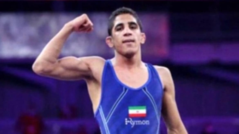 Ringer Mehdi Ali Hosseini (29) wird vorgeworfen, 2015 im Streit einen Jugendlichen getötet zu haben.