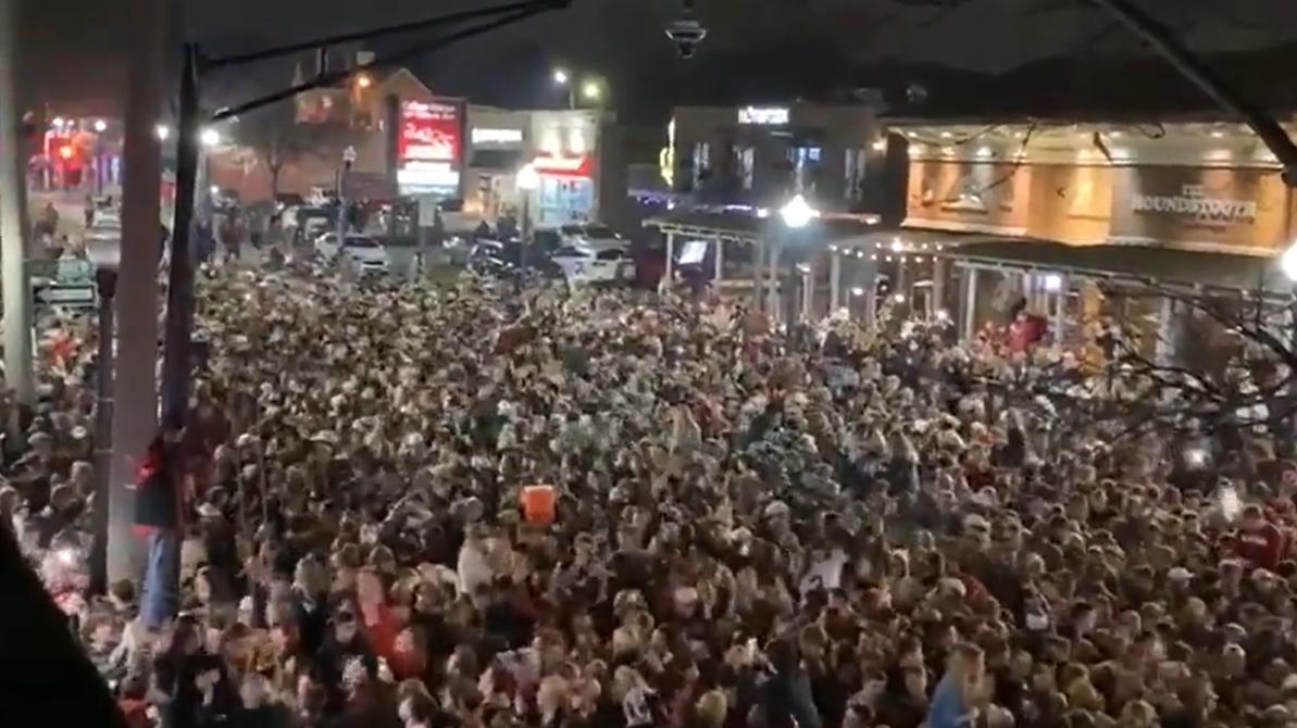 Tuscaloosa in Alabama