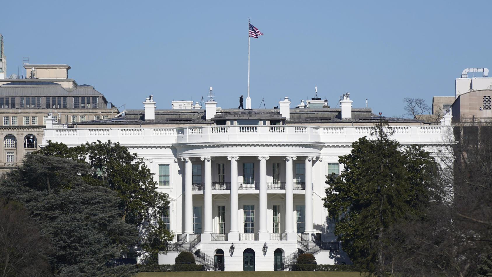 Donald Trump raus, Joe Biden rein: So hektisch läuft der Umzug ins Weiße Haus