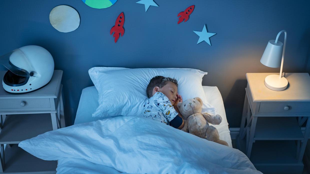 Wie kann ich die optimale Temperatur im Kinderzimmer einstellen?