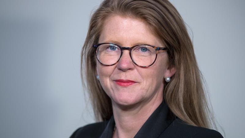 Katy Hoffmeister (CDU), die Justizministerin von Mecklenburg-Vorpommern. Foto: Jens Büttner/dpa-Zentralbild/dpa