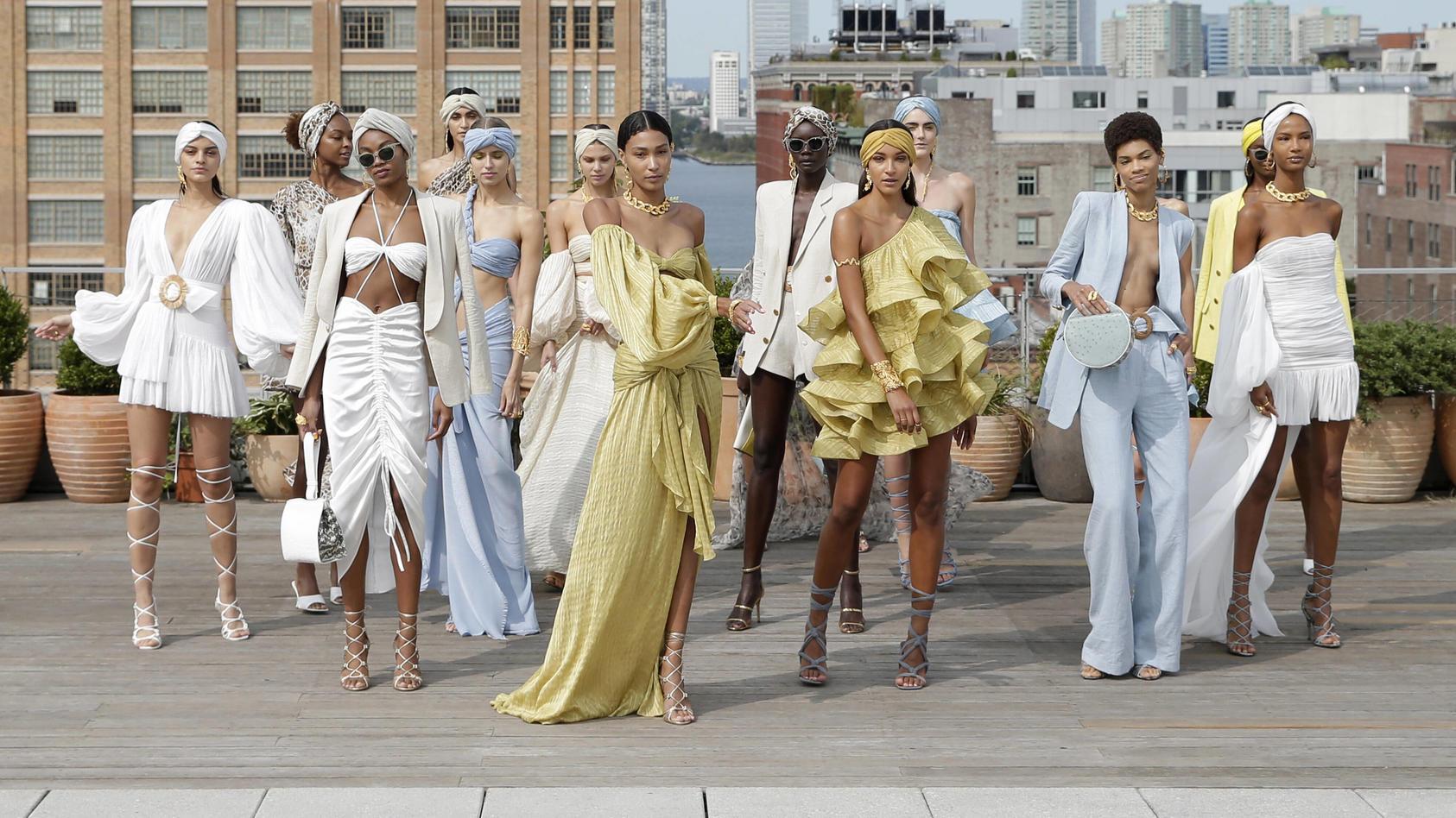 Das Fashion-Jahr 2021 hat begonnen: So gelingt Ihnen der modische Neustart.