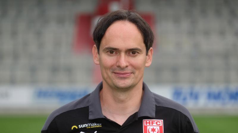 Florian Schnorrenberg macht sich mit Blick auf seinen am Saisonende auslaufenden Vertrag keine Sorgen. Foto: Sebastian Willnow/dpa/Archivbild