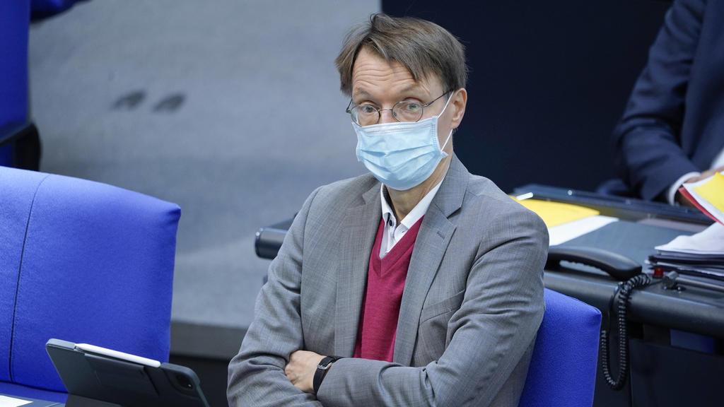 Karl Lauterbach von der SPD fordert eine Pflicht für Home Office.