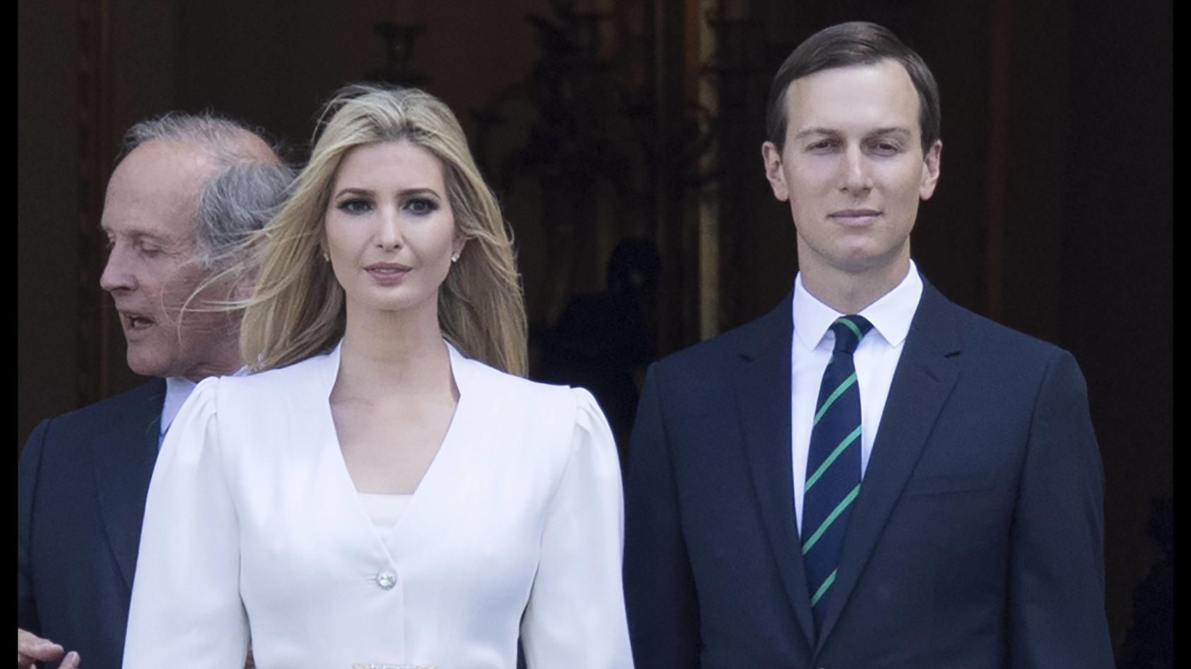Ivanka Trump und ihr Mann Jared Kushner sorgen mit den Toiletten-Problemen ihrer Personenschützer für Ärger.