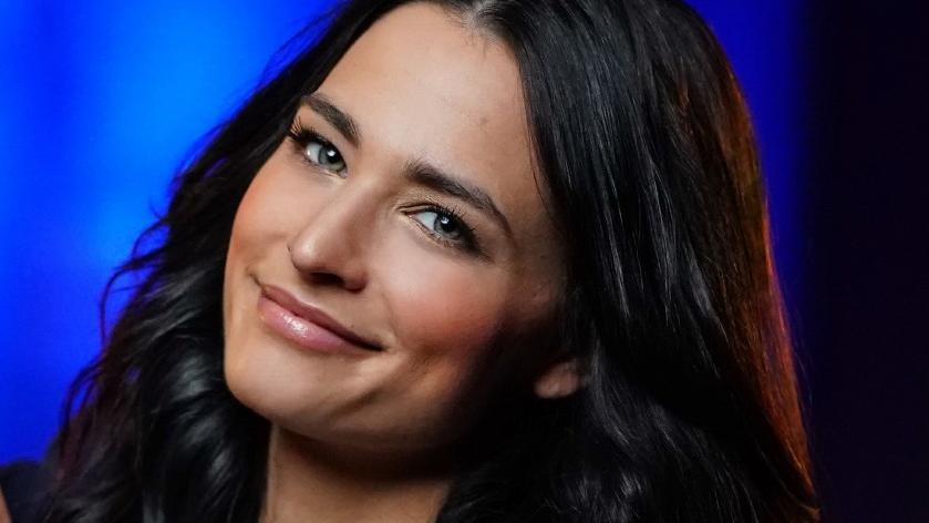 Amira Pocher ist stolze Zweifach-Mutter