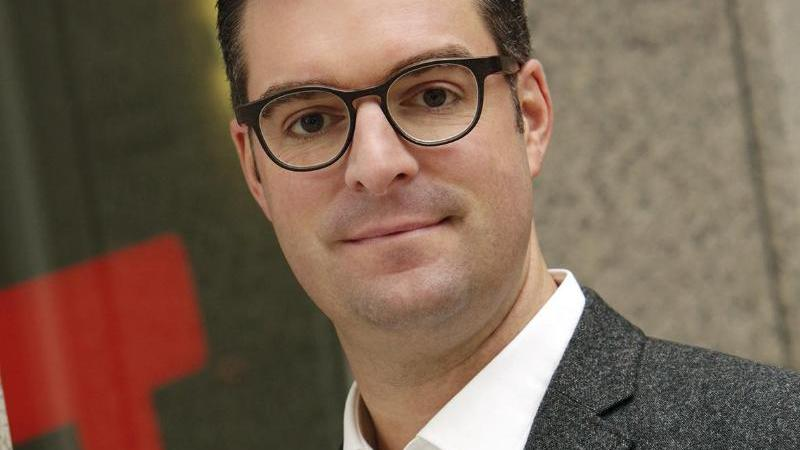 Marc Grandmontagne, Geschäftsführender Direktor des Deutschen Bühnenvereins. Foto: Paul Leclaire/Deutscher Bühnenverein/dpa