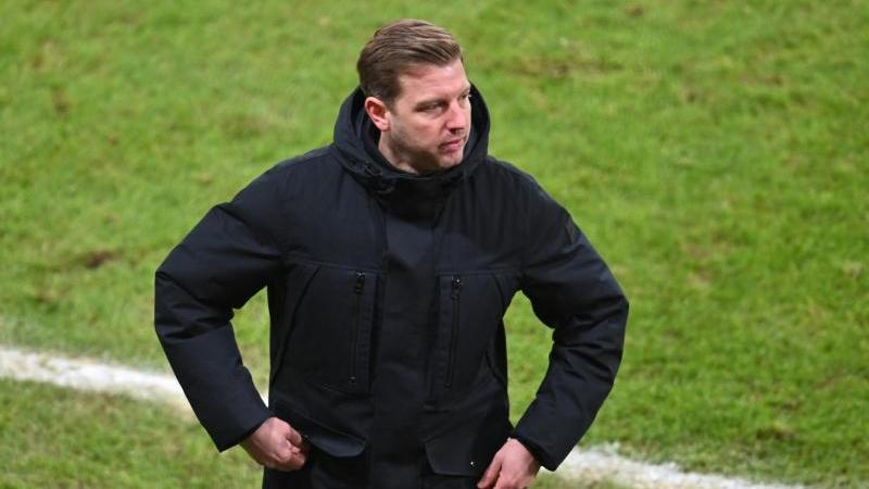 Trainer Florian Kohfeldt. Foto: Torsten Silz/dpa/Archivbild
