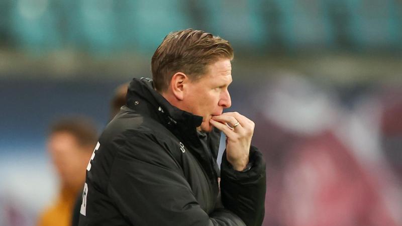 Steht beim 1. FC Köln unter Erfolgsdruck: Trainer Markus Gisdol. Foto: Jan Woitas/dpa-Zentralbild/dpa