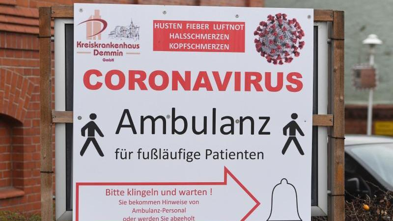 In Deutschland haben sich innerhalb von 24 Stunden wieder über 18.000 Menschen mit dem Coronavirus infiziert. Foto: Stefan Sauer/dpa-Zentralbild/dpa