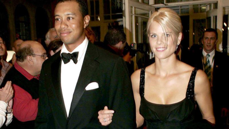 Tiger Woods und Elin Nordegren