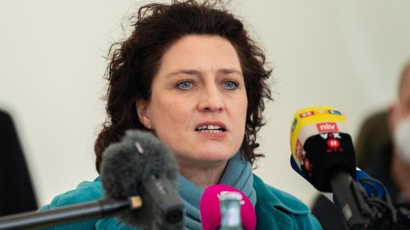 Carola Reimann (SPD), Gesundheitsministerin von Niedersachsen. Foto: Mohssen Assanimoghaddam/dpa/Archivbild