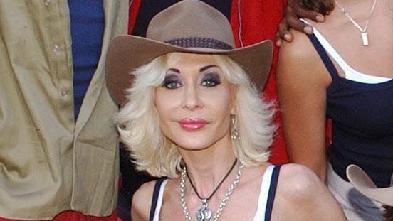 """So sah Dolly Buster vor 17 Jahren bei """"Ich bin ein Star – Holt mich hier raus!""""  aus."""