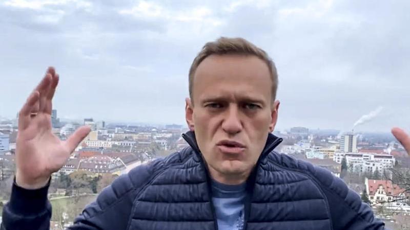 Seit dem Sommer hatte sich Nawalny in Deutschland von einem Anschlag mit dem Nervengift Nowitschok erholt. Foto: Navalny instagram account/AP/dpa