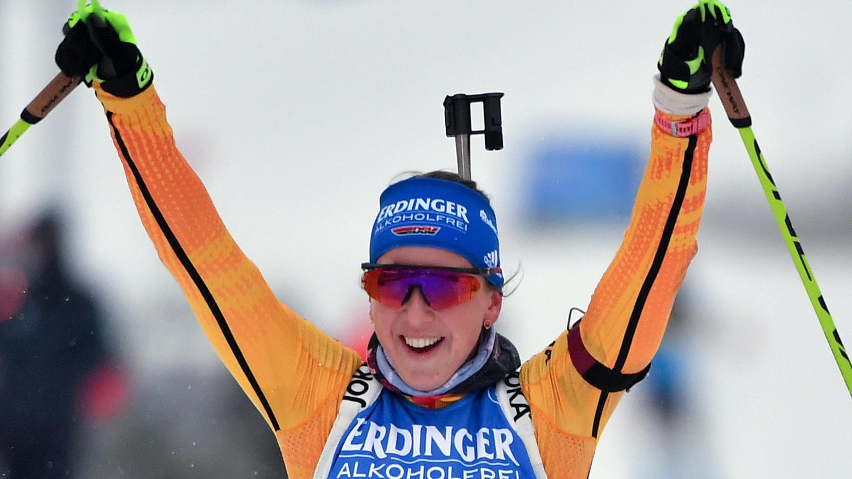 Biathlon-Weltcup in Oberhofen