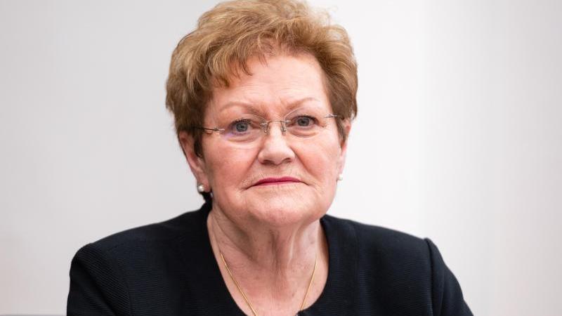 Monika Bachmann (CDU) sitzt im Landtag. Foto: Oliver Dietze/dpa/Archivbild