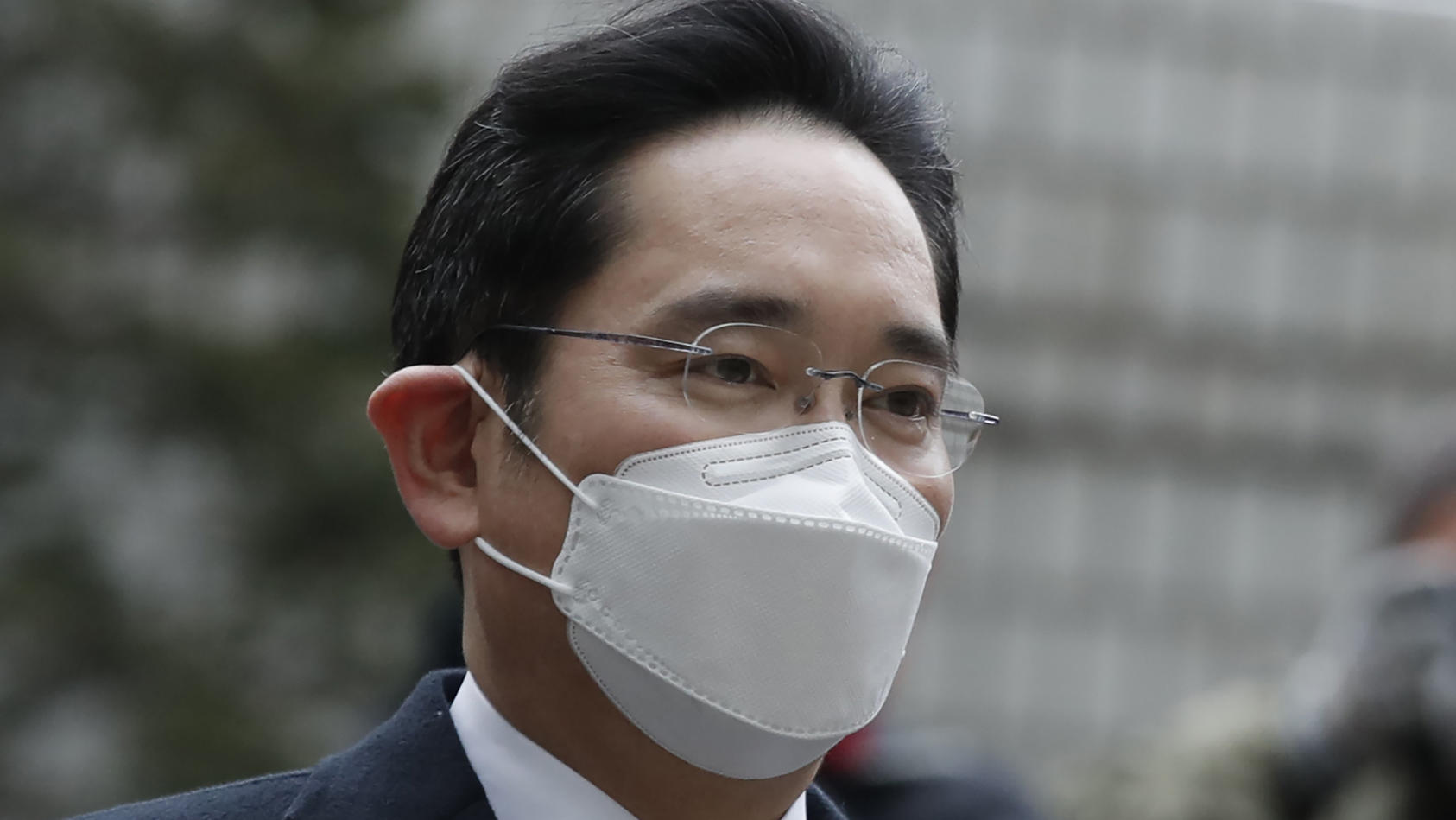 Samsung-Erbe vor Gericht
