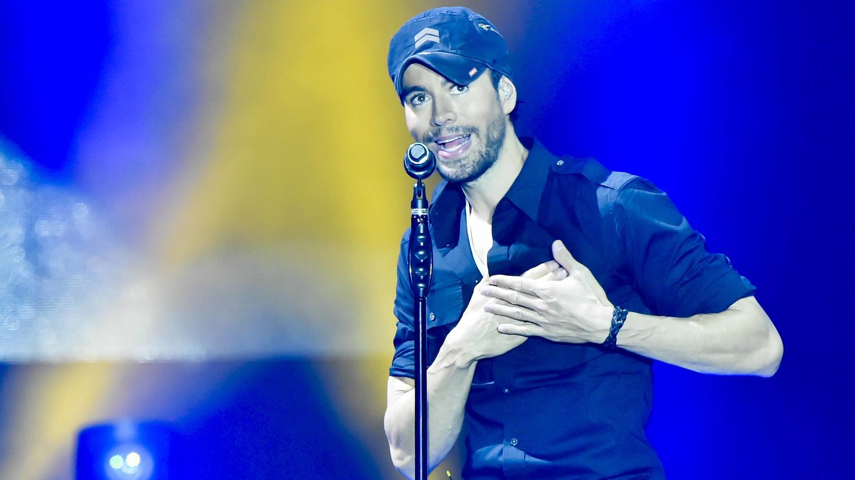 Wird der Schmusesänger Enrique Iglesias sich bald aus dem Musik Business zurückziehen?