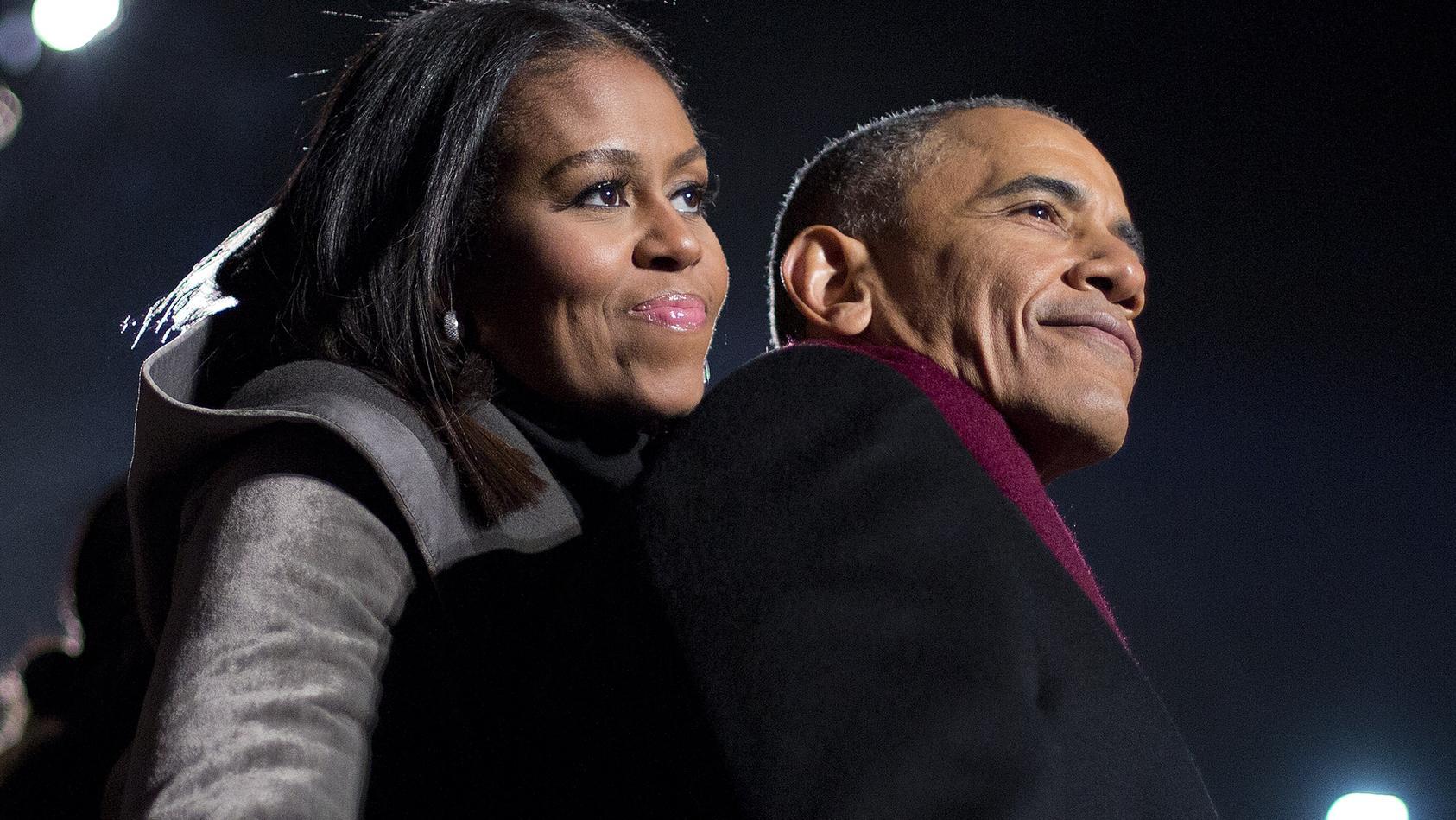 Zum Geburtstag macht Barack Obama seiner Frau eine zuckersüße Liebeserklärung.
