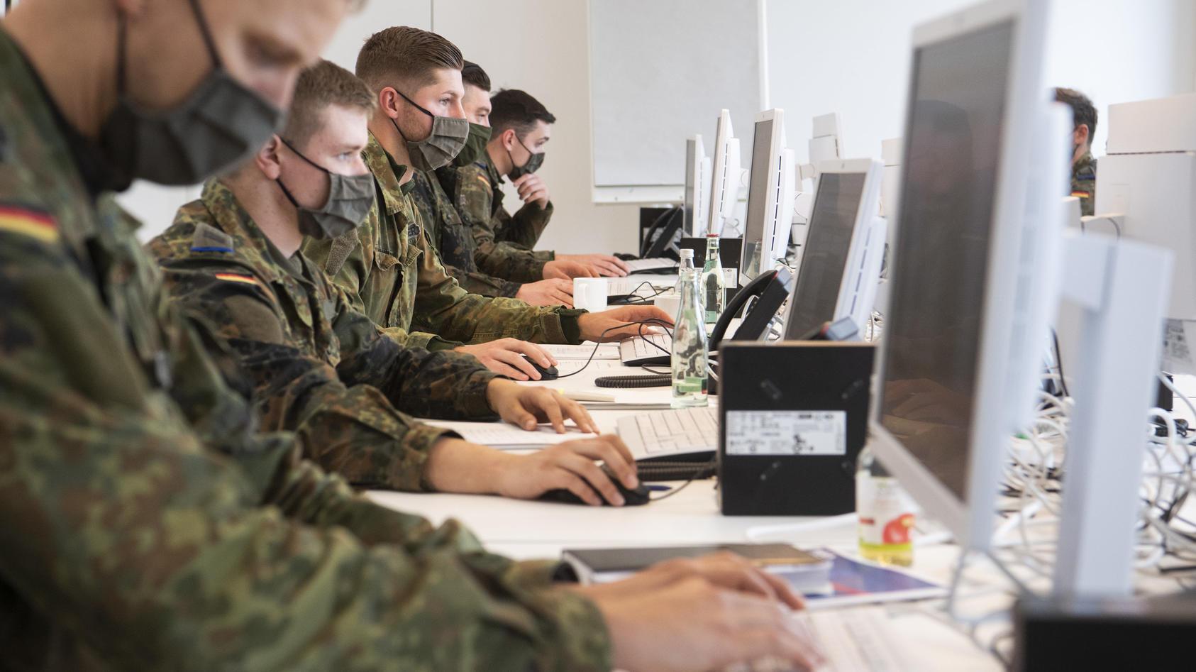 Corona-Hilfe durch die Bundeswehr in Niedersachsen