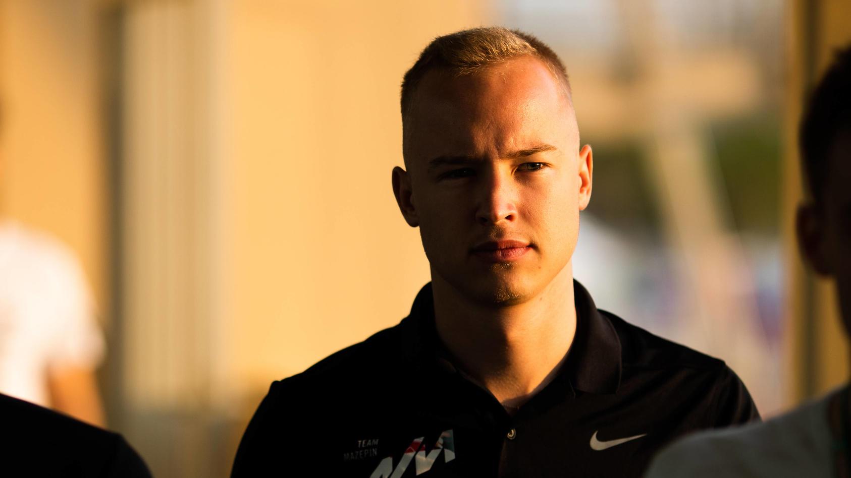 Nikita Mazepin wird in der kommenden Saison Teamkollege von Mick Schumacher bei Haas.
