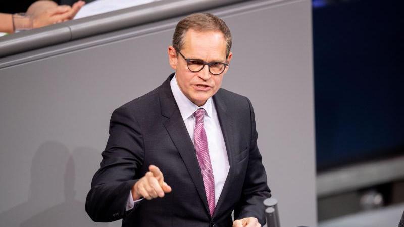 Michael Müller (SPD), Regierender Bürgermeister von Berlin. Foto: David Hutzler/dpa/Archivbild