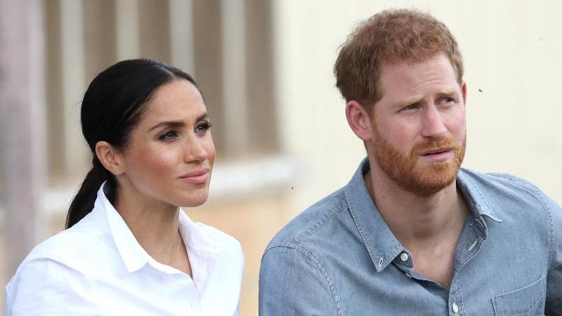 Lassen sich von der britischen Presse nicht alles gefallen:Prinz Harry und Herzogin Meghan. Foto: Chris Jackson/Press Association/dpa