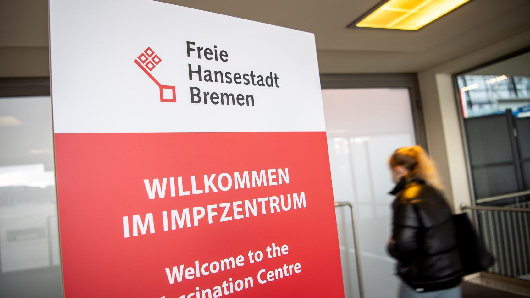 Beispielbild Impfzentrum Bremen