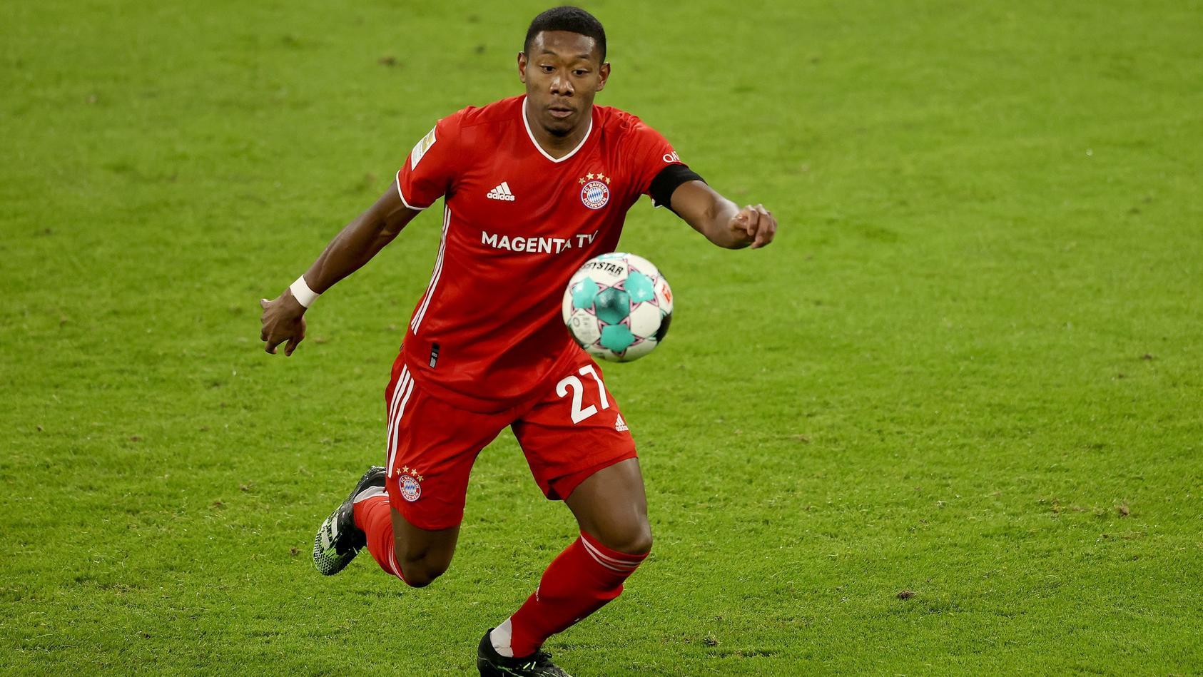 David Alaba gewann mit den Bayern neunmal die deutsche Meisterschaft