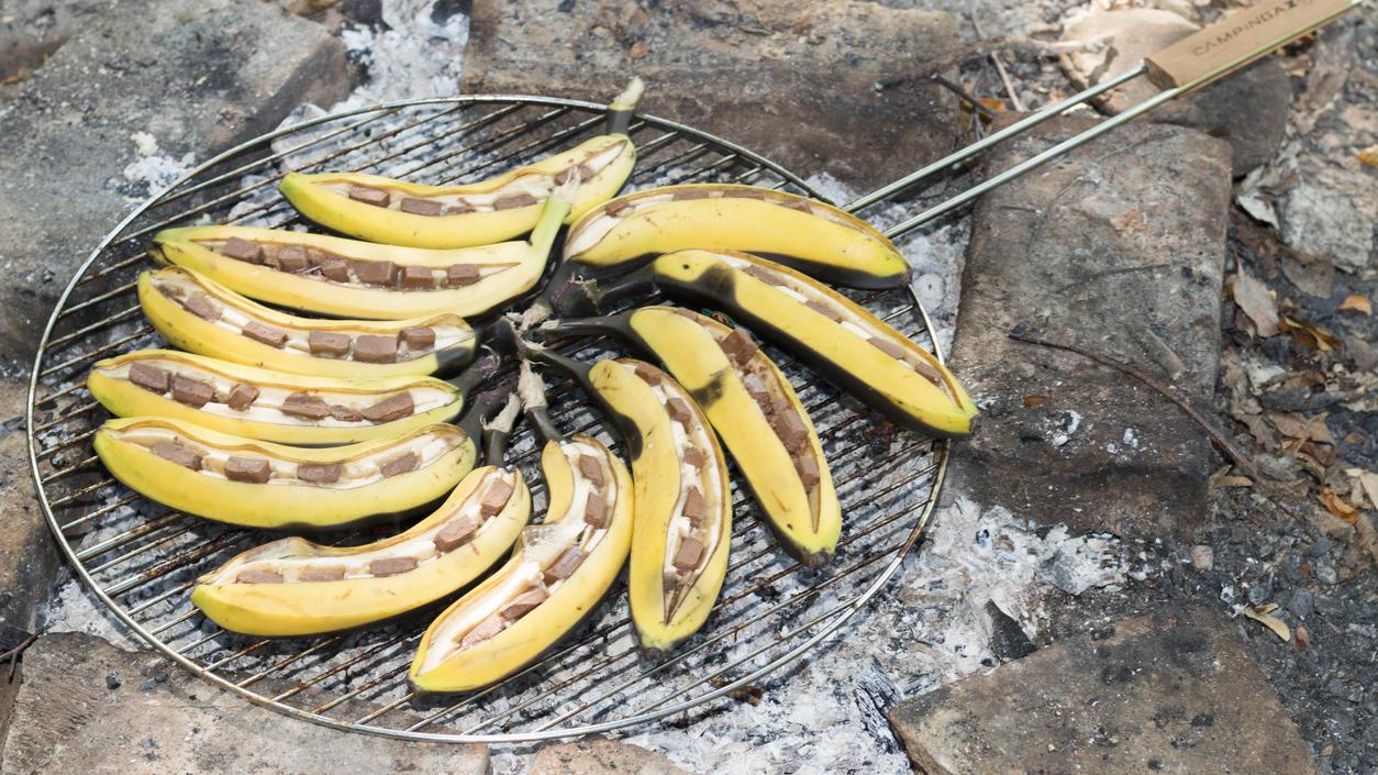 Bananen sind nicht nur lecker, sondern liefern auch viele Vitamine und Mineralstoffe.