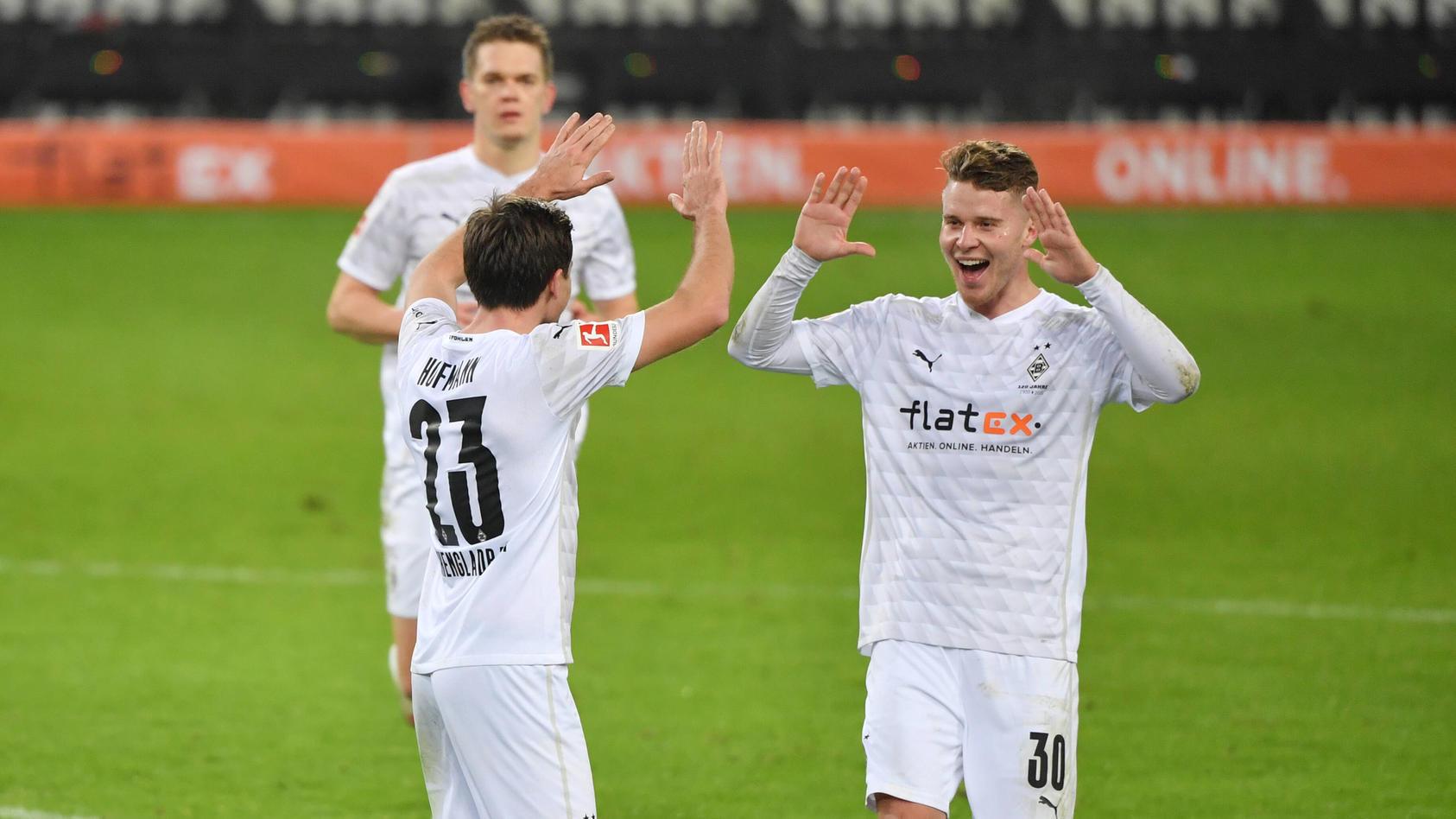 Jubelt Gladbach auch gegen Werder Bremen?