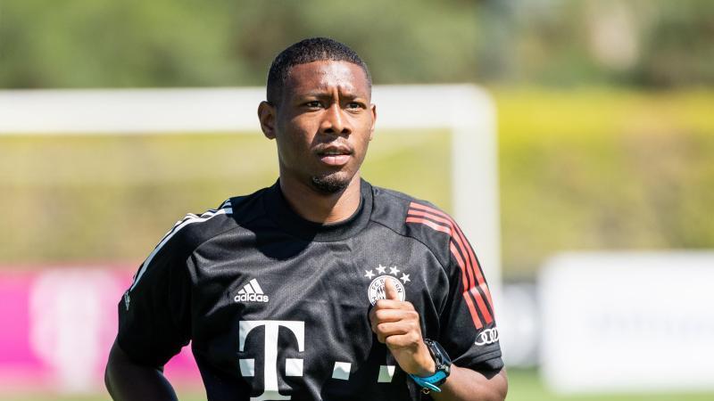 David Alaba vom FC Bayern München. Foto: Matthias Balk/dpa/Archivbild