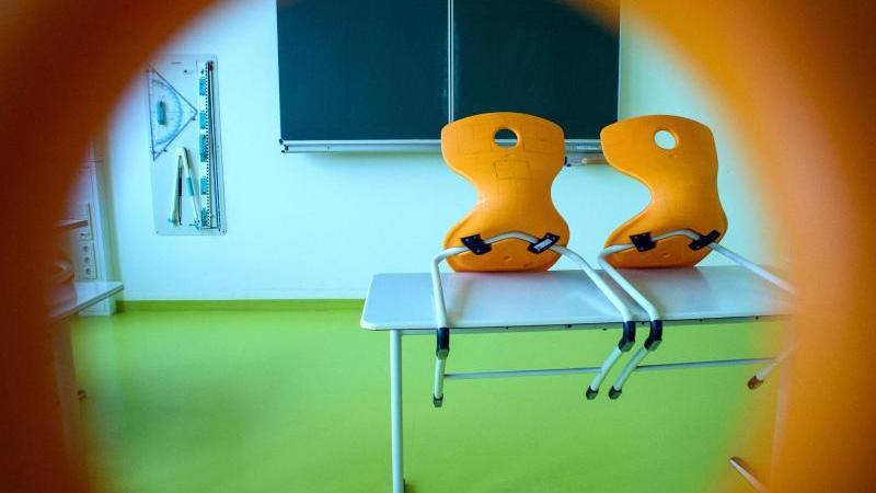 Der bis Ende Januar befristete Lockdown wird bis Mitte Februar verlängert - solange sollen auch die Schulen dicht bleiben. Foto: Klaus-Dietmar Gabbert/dpa-Zentralbild/dpa