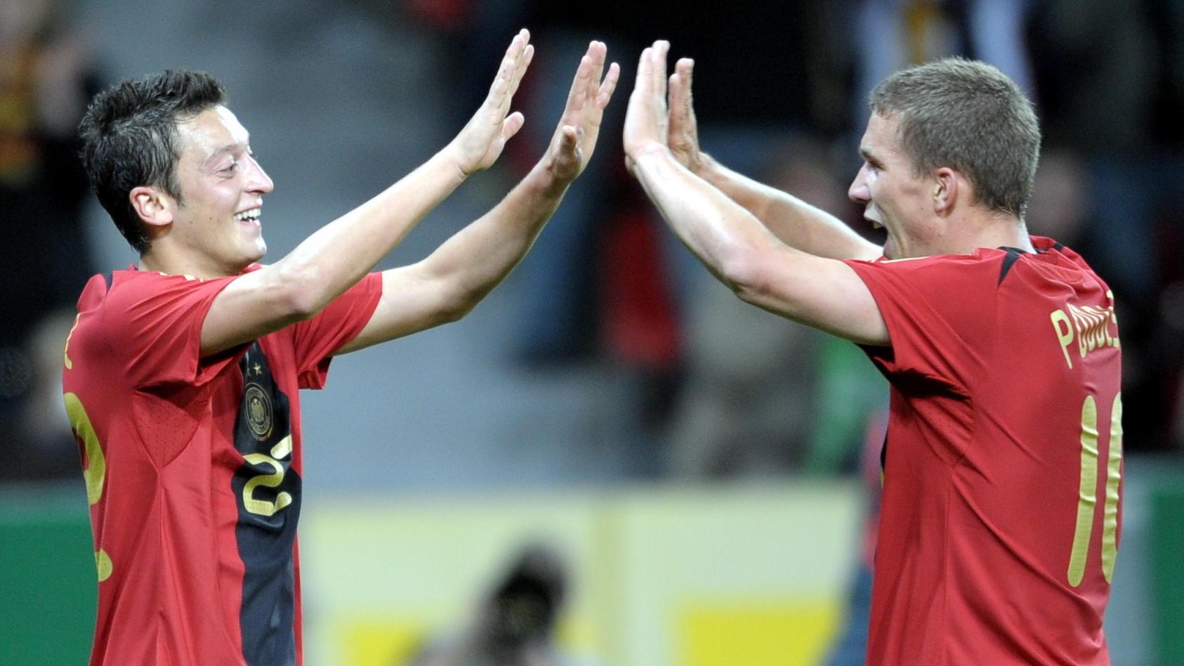 """Podolski über den Özil-Transfer.: """"Er ist eine Bereicherung für die Liga"""""""