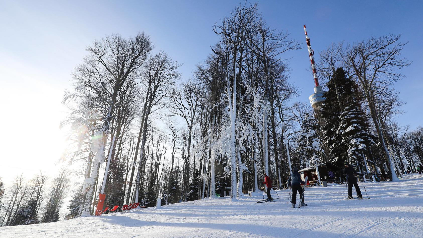 Symbol: Skiurlaub