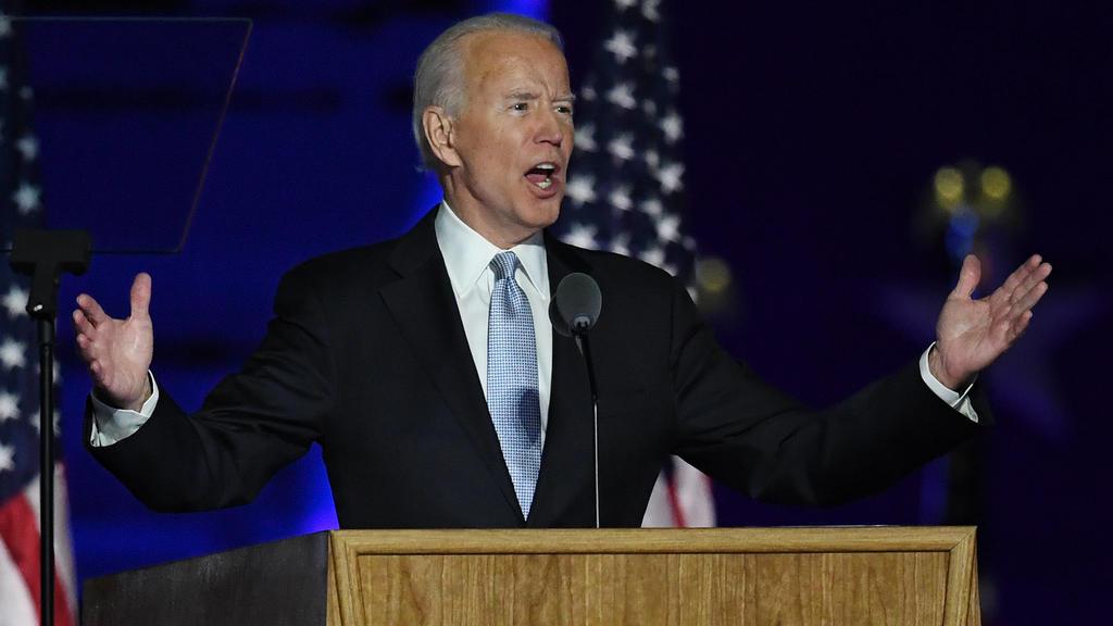 Aufgrund von Corona wird Joe Bidens Amtseinführung anders ablaufen als die seiner Vorgänger.