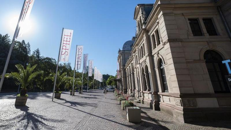 Das Festspielhaus Baden-Baden hofft hofft auf Osterfestspiele ab Ende März. Foto: Uli Deck/dpa
